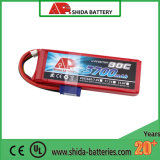 3700mAh 11.1V High Rate Ce UL Certificate Jump Starter Battery