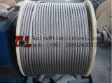 Ss316 7*7 Stainless Steel Cable