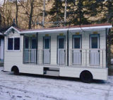 40FT Modified Shipping Container Toilet