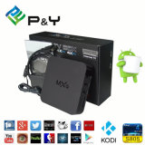 Amlogic S805 Android4.4 Mxq Box with 4k Smart TV Box