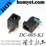 Wide Feet DC Socket DC Power Jack (DC-005-KJ)