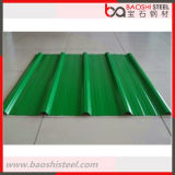 PPGL/PPGI/Pre-Painted Color Coated Corrugated Steel Roofing Sheet