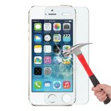 Wholesales Anti-Scratch Tempered Glass for iPhone Se/5s/5c/5