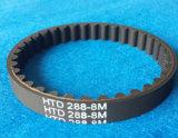 Cixi Huixin Industrial Rubber Timing Belt Htd 288/320/328/336/344-8m