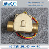 High Temperature 1/2′′ Connection Male Brass Flow Sensor, Water Flow Sensor