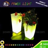 Light up Waterproof RGB LED Decorative Flower Pot