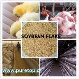 Soybean Falke for Chicken Feed Animal Feed
