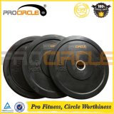 Crossfit Equipment Rubber Bumper Plate Gym