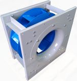 Centrifugal Blower Ventilation Industrial Backward Curved Cooling Exhaust (225mm)