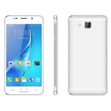 Mtk6580 Quad Core 3G Cell Phone, 5.5 Inch HD Screen Mobile Phone with 8g Memory (C700)