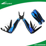 Black Coating Folding Locking Multi Function Tool