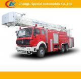 North Benz 6*4 Fire Pump Truck Fire Fighting Truck