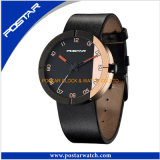 Best-Selling Plating Swiss Quartz Watch with Waterproof Quality