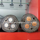 XLPE Insulated Copper Aluminum Conductor XLPE Fire Resistant Cable Price