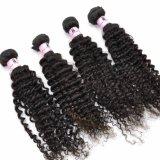 Grade 9A 100% Kinky Curl Virgin Indian Human Hair Extensions
