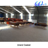 Special Design Chinese Poplar Wholesale Distributor Coffin and Casket