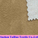 Microfiber Suede Fabric with Composite Mesh for Sofa Fabric