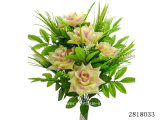 Artificial/Plastic/Silk Flower Rose Bush (2818033)