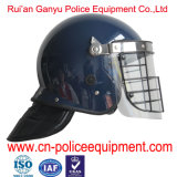 Dark Blue Anti Riot Helmet for Sale