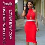 Elegant Bodycon New Fashion Evening Dress for Girls (L36095)
