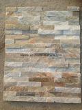Quartize Ledge Stone, Quartzite Stacked Stone and Quartize Wall Cladding