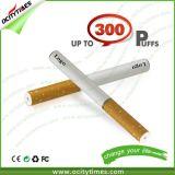 Empty Disposable E Cigarette/Soft Tip E Cig/300 Puffs Disposable Electronic Cigarette for Sale