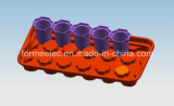 Flowerpot Tray Plastic Mould Design Manufacture Flowerpot Rack Mold