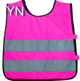 Custom Logo Reflective Safety Vest with En20471 & CE Standard