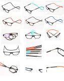 2016 Newest Design Clic Rubber Soft Magnetic Reading Glasses Sp499005