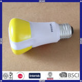 Custom Logo Printed Anti-Stress PU Bulb