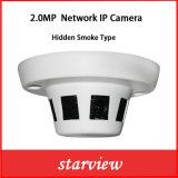 2.0MP HD IP Hidden Smoke Type Network CCTV Security Camera