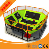 Import Mat Kids Commercial Indoor Trampoline, Vasia CE Certification Trampoline