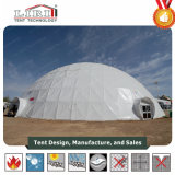 Waterproof and Flame Retardant Half Sphere Tent for Outdoor Events