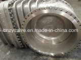 Stainless Steel Big Sized Flange Gate Valve Gear Operated
