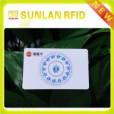 100000 Time Write Cycle 85.5mm*54mm Low Cost RFID Smart Card