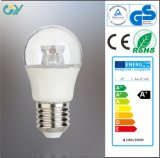 85lm/W 6W 6000k E27 LED Lighting Bulb with Light Pipe