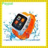 Waterproof IP67 Built in WiFi GPS Smart Watch Phone 3G WiFi