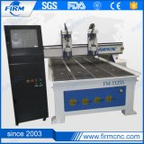 Multihead MDF Woodworking Double Heads CNC Router