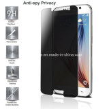 Anti Spy Privacy Tempered Glass Screen Protector for S6