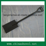 Shovel Welded Steel Handle Shovel Square Shovel