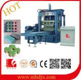 Qt4-15 Hydraulic Press Soil Brick Making Machinery/Cement Brick Making Machine