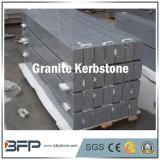 China Regular Dark Grey Kerb Stone Granite Kerbstone