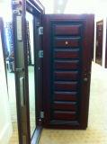 Black Wlanut Quality Steel Door