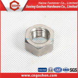 Stainless Steel Hexagon Head Nut / Hex Nut DIN934
