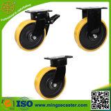 Black Bracket Caster Wheels