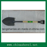 Shovel Farm Tool Wood Handle Shovelfor Farming and Gardening S518