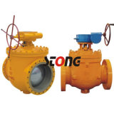 Trunnion Mounted Top Entry Ball Valve