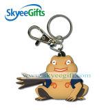 Low MOQ Custom Keychain/PVC Keychain/PVC Rubber Keychain