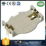 Pin Button Battery Holder, White Plastic Battery Holder, New Product Battery Holder