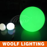 RGB Colorful Outdoor Waterproof LED Lighted Balls